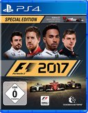 Cover zu F1 2017 - PlayStation 4