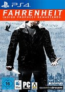 Cover zu Fahrenheit: Indigo Prophecy Remastered - PlayStation 4