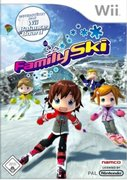 Cover zu Family Ski - Wii