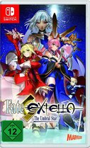 Cover zu Fate/Extella: The Umbral Star - Nintendo Switch
