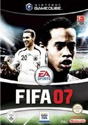Cover zu FIFA 07 - GameCube