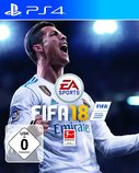 Cover zu FIFA 18 - PlayStation 4