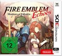 Cover zu Fire Emblem Echoes: Shadows of Valentia - Nintendo 3DS