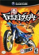 Cover zu Freekstyle - GameCube