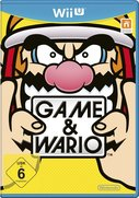 Cover zu Game & Wario - Wii U
