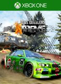 Cover zu Gas Guzzlers Extreme - Xbox One