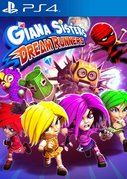 Cover zu Giana Sisters: Dream Runners - PlayStation 4