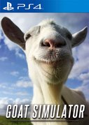 Cover zu Goat Simulator - PlayStation 4
