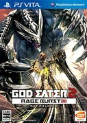 Cover zu God Eater 2 - PS Vita