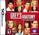 Cover zu Grey's Anatomy: The Video Game - Nintendo DS