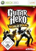 Cover zu Guitar Hero: World Tour - Xbox 360