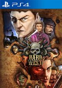 Cover zu Hard West - PlayStation 4