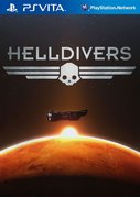 Cover zu Helldivers - PS Vita