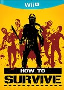 Cover zu How to Survive - Wii U