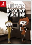 Cover zu Human Resource Machine - Nintendo Switch