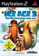 Cover zu Ice Age 3: Die Dinosaurier sind los - PlayStation 2