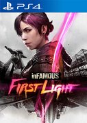 Cover zu InFamous: First Light - PlayStation 4
