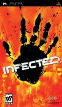 Cover zu Infected - PSP