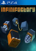Cover zu Infinifactory - PlayStation 4