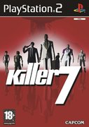 Cover zu Killer 7 - PlayStation 2