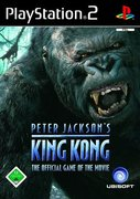 Cover zu Peter Jackson's King Kong - PlayStation 2