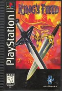 Cover zu King's Field - PlayStation