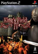 Cover zu King's Field IV - PlayStation 2
