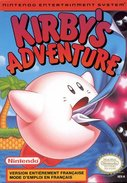 Cover zu Kirby's Adventure - NES