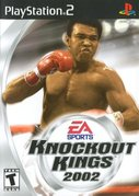 Cover zu Knockout Kings 2002 - PlayStation 2