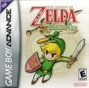 Cover zu Legend of Zelda: The Minish Cap, The - Game Boy Advance