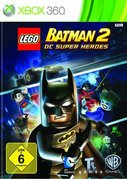 Cover zu LEGO Batman 2: DC Super Heroes - Xbox 360