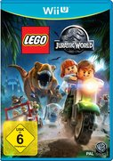 Cover zu LEGO Jurassic World - Wii U