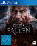 Cover zu Lords of the Fallen - PlayStation 4