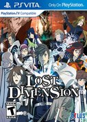 Cover zu Lost Dimension - PS Vita