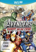 Cover zu Marvel Avengers: Battle for Earth - Wii U