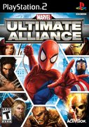 Cover zu Marvel: Ultimate Alliance 2 - PlayStation 2