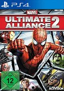 Cover zu Marvel: Ultimate Alliance 2 - PlayStation 4
