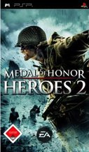Cover zu Medal of Honor: Heroes 2 - PSP