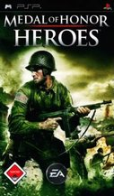 Cover zu Medal of Honor: Heroes - PSP