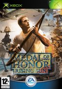 Cover zu Medal of Honor: Rising Sun - Xbox