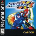 Cover zu Mega Man X4 - PlayStation