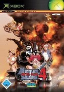 Cover zu Metal Slug 4 - Xbox