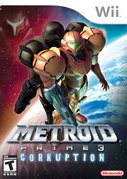 Cover zu Metroid Prime 3: Corruption - Wii