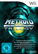 Cover zu Metroid Prime Trilogy - Wii