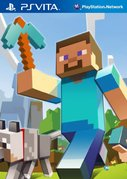 Cover zu Minecraft - PS Vita