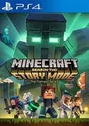 Cover zu Minecraft: Story Mode - Season 2 - PlayStation 4