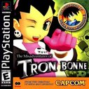 Cover zu Misadventures of Tron Bonne, The - PlayStation