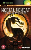 Cover zu Mortal Kombat Deception - Xbox