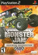 Cover zu Monster Jam: Maximum Destruction - PlayStation 2