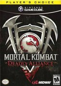 Cover zu Mortal Kombat: Deadly Alliance - GameCube